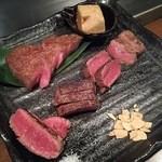 Teppanyakigurou - 四種の肉!29!Niku!