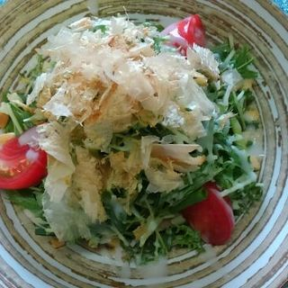 和野菜サラダ