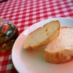 Bistro オオロラ - ★パン