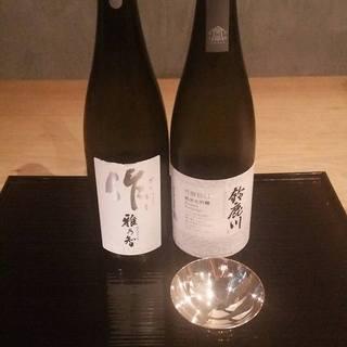 やっぱり日本酒!!