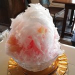 何時も庵 - かき氷 イチゴ