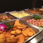 グレースバリ横浜 - お料理。 納涼会です。