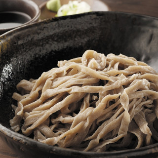 さくらの極太ちぢれ麺