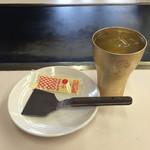 お好み焼 ぶうにゃん - お好み焼 ぶうにゃん(香川県観音寺市大野原町)スタンバイ