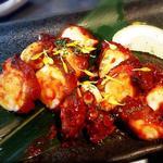 芦屋炭火キッチン MACHIYA - 明石ダコのムーア風