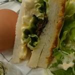 ギオン - サンドイッチ  アップ