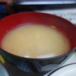 洋庖丁 高田馬場店 - 味噌汁