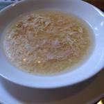 プチラパン しんむら - スープです