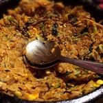 焼肉 赤牛 - ☆石焼きビビンバランチ☆サラダ&キムチ&スープがつきます