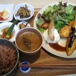 40438609 - 野菜ランチ(1200円税別)