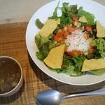 40438613 - 野菜丼(900円税別)