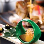 博多中洲 旬菜万葉 - 料理写真:「和」の一流職人が持てる技を存分にふるってお客様をおもてなし