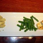 吾照里 - ミッパンシャン3種です。最初のアテはこれにしました。アッサリした味付けで美味しかったですよ。玉子が好きな味でした。