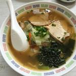 小島屋食堂 - 料理写真:みそラーメン
