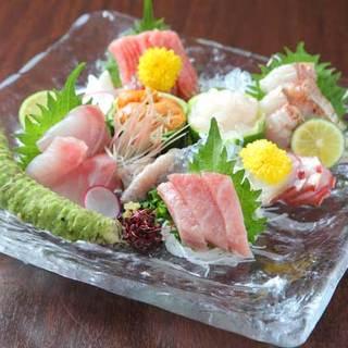 鮮度抜群!本当に美味しい天然魚!!