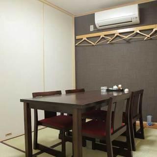 落ち着いた個室は、宴会・接待に最適!