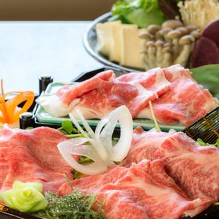 和牛を3種類食べ比べ!豪華な盛り合わせの『特上牛盛り』