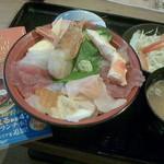 北海道魚鮮水産 - 海鮮丼