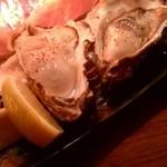 快 - 『生牡蠣』
