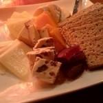 快 - 『チーズの盛り合わせ』