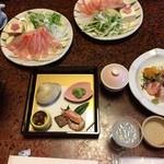 伊藤屋 - 料理写真:夕食
