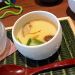 40447907 - 鱧の茶碗蒸し