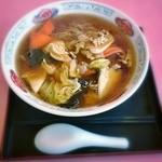彩‐彩 - 広東麺