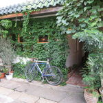 CLAMP COFFEE SARASA - 二条城近くの目立たない裏路地の隠れ家