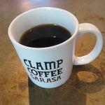 CLAMP COFFEE SARASA - クランプ・モーニング:トースト、玉子、ヨーグルト、ピクルス、ジャム(ピーナッツ・バター&パパイヤ)&コーヒー4