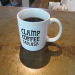CLAMP COFFEE SARASA - クランプ・モーニング:トースト、玉子、ヨーグルト、ピクルス、ジャム(ピーナッツ・バター&パパイヤ)&コーヒー5