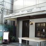珈琲専門店 MAC - 老松通りにあり