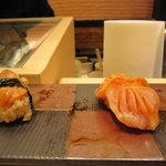 鮓 あさ吉 - 赤貝
