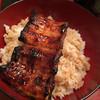 うなぎの明石 - 料理写真:鰻丼 並1500円