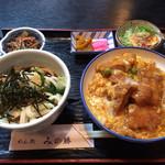 みの勝 - カツどん定食