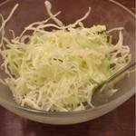 いっとっ亭 - サラダ