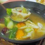 中国料理 五十番 - 水餃子