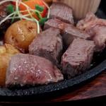 まーさんの家 - 石垣牛のステーキ