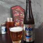 まーさんの家 - オリオンビール(600円)
