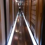 40457475 - 3階 個室 廊下