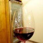 40459689 - 本日のグラス赤ワイン
