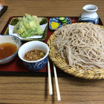 伊勢屋 - 特大+野菜天