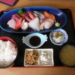 40462063 - 刺身定食(1,510円)