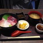 ぽっくる農園 - 海鮮丼