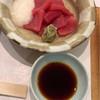 なか井 - 料理写真:中トロ刺身