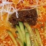 山本家 - 冷やし担々麺(アップ)