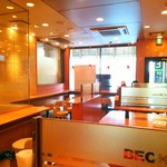 BECK'S COFFEE SHOP - 店内