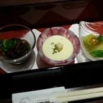 Shizura - 前菜