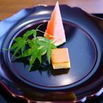 和の食 いがらし - デザートはスイカ、ピオーネ、手作りお菓子。全て超美味しくて大満足(^o^)