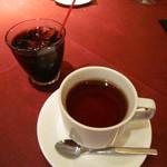 セニョール マサ - アイス珈琲と紅茶