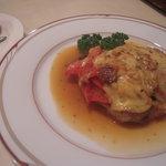 4047061 - チキンのトマトチーズ焼き
